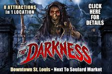 The Darkness and Escape Room Tour